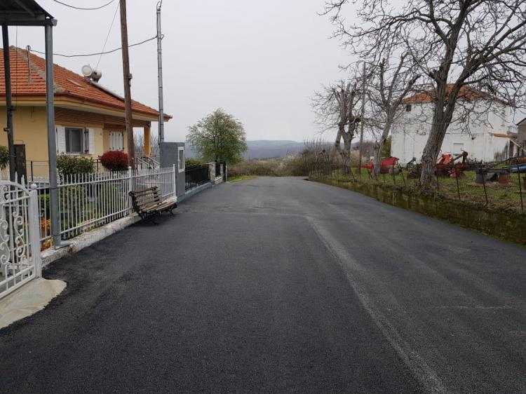 Διανοίξεις δρόμων και ασφαλτοστρώσεις από τη Διεύθυνση Τεχνικών Υπηρεσιών Δήμου Βέροιας