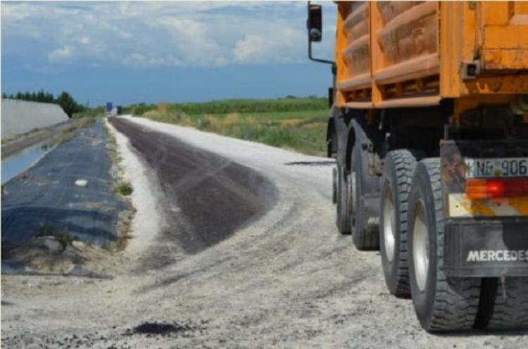 Προσωρινές κυκλοφοριακές ρυθμίσεις, στα πλαίσια έκτακτων εργασιών αποκατάστασης οδοστρώματος εντός της Τ.Κ. Λουτρού του Δ.Αλεξάνδρειας