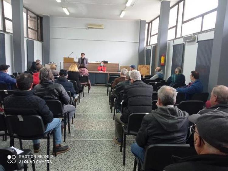 Εργατικό Κέντρο Νάουσας : Κήρυξη 24ωρης απεργίας στις 6 Μάη