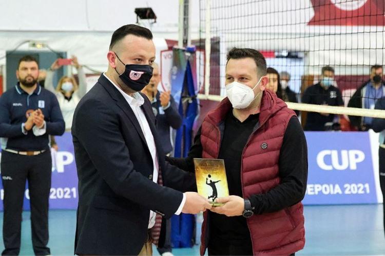 Final-4 Λιγκ Καπ «Νίκος Σαμαράς» : Τιμήθηκαν οι «δικοί μας άνθρωποι» στη Βέροια