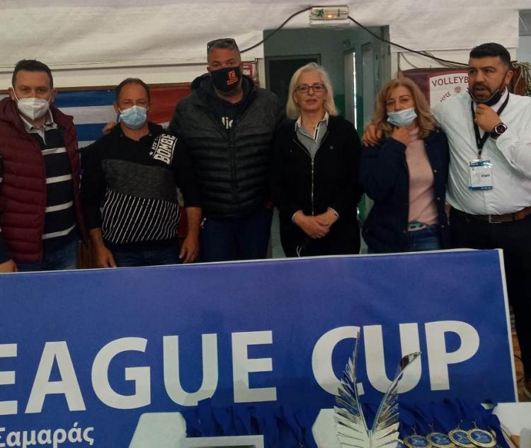 Πέρασε στην ιστορία το F-4 League Cup «Ν. Σαμαράς» της Βέροιας