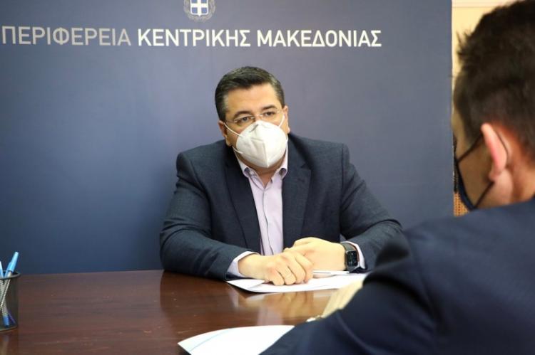 Στο πρόγραμμα «Αντώνης Τρίτσης» το έργο ανέγερσης του νέου Διοικητηρίου, της έδρας της Αντιπεριφέρειας Ημαθίας, στη Βέροια