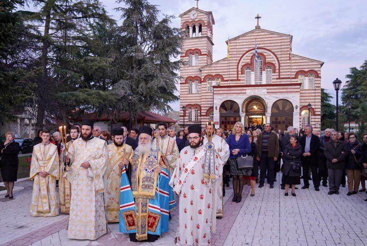 Ξεκίνησαν οι εορτασμοί του Ιωβηλαίου των 100 χρόνων του Ιερού Ναού Αγίου Νικολάου Μελίκης