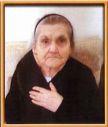 Σε ηλικία 96 ετών έφυγε από τη ζωή η ΜΑΡΙΑ ΒΑΣ. ΚΑΡΑΣΑΛΗ