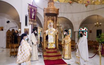 Η Εορτή της Εγέρσεως του Αγίου και Δικαίου Φίλου του Χριστού Λαζάρου στο Διαβατό Ημαθίας