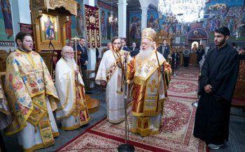 Εορτάστηκε στη Βραχιά η μνήμη της Αγίας Μεγαλομάρτυρος Αικατερίνης της Πανσόφου