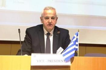 Βραβεύτηκε ο Τάσος Βασιάδης από την Επιτροπή Ευρωπαίων Γιατρών