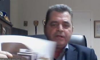 Τζιτζικώστας-Καλαϊτζίδης : «Ξεκινάει φέτος το διοικητήριο»