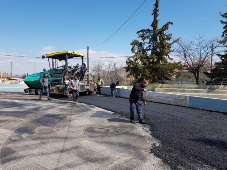 Πληθώρα έργων στα Σχολεία του Δήμου Βέροιας.Η Δημοτική Αρχή εστιάζει στα έργα συντήρησης και αναβάθμισης των σχολικών κτιρίων