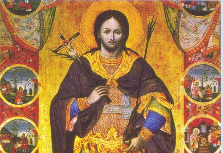 ΕΟΡΤΑΖΩΝ ΑΓΙΟΣ ΤΗΣ ΕΒΔΟΜΑΔΑΣ :  Άγιος Χριστόφορος Προστάτης οδηγών και οδοιπόρων