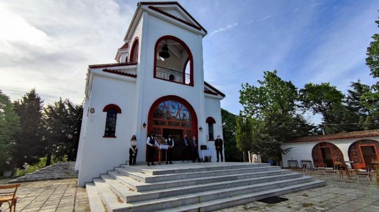 Εορταστικές εκδηλώσεις Αγίου Γεωργίου Περιστερεώτα