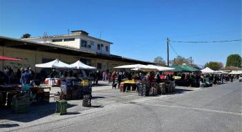 Ονομαστική κατάσταση συμμετεχόντων στην Λαϊκή Αγορά Αλεξάνδρειας το Σάββατο 08-05-2021