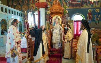 Πανηγύρισε ο Ιερός Ναός του Αγίου Ιωάννου του Θεολόγου στο Νησέλι