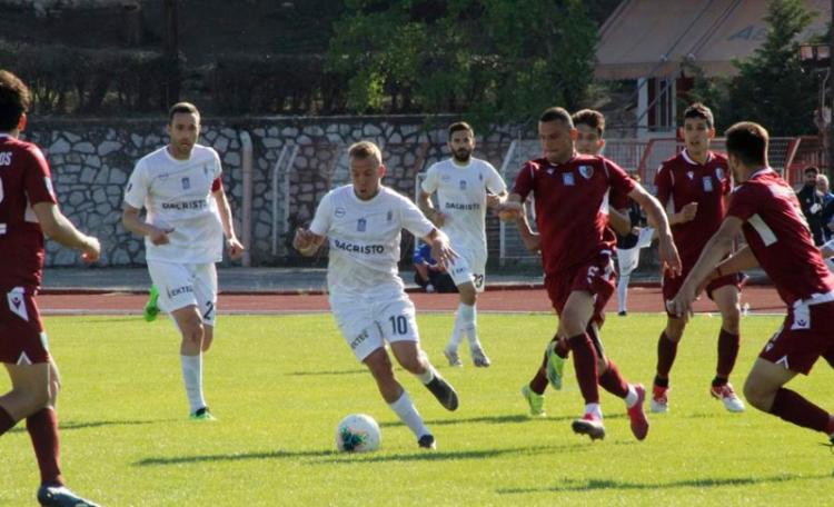 Football League : Nέα γκέλα της ΒΕΡΟΙΑΣ, ισόπαλη 0-0 στην Κοζάνη με την ΑΕΠ