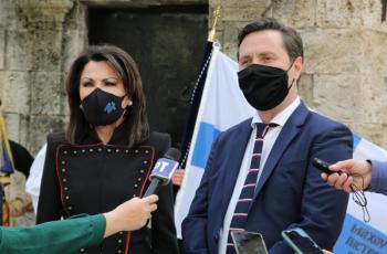 Γιάννα Αγγελοπούλου : «Η Νάουσα είναι η επιτομή της στρατηγικής του Ελλάδα 2021»