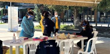Δωρεάν τεστ ταχείας ανίχνευσης, κρουσμάτων κορoνοϊού (rapid tests) θα διενεργηθούν στο Δήμο Αλεξάνδρειας