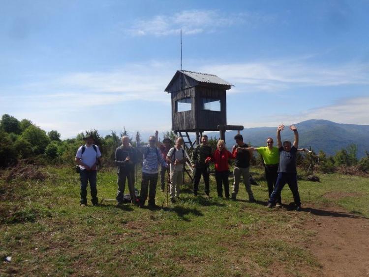Πιέρια όρη ( θέση Γκόλνα) 1235μ., Κυριακή 9 Μαϊου 2021, με τους Ορειβάτες Βέροιας