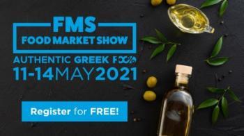 """Η Π.Κ.Μ. και το Περιφερειακό Ταμείο Ανάπτυξης Κεντρικής Μακεδονίας στη 2η διαδικτυακή έκθεση """"FOOD MARKET SHOW 2021"""" (11-14 Μαΐου 2021)"""