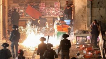 Ανακοίνωση του Εργατικού Κέντρου Νάουσας για τις νέες επιθέσεις του Ισραήλ κατά Παλαιστίνιων διαδηλωτών