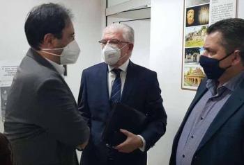 Ανταπόκριση του κ. Ανδρέα Λυκουρέντζου στο υπόμνημα του κ. Κων/νου Βοργιαζίδη