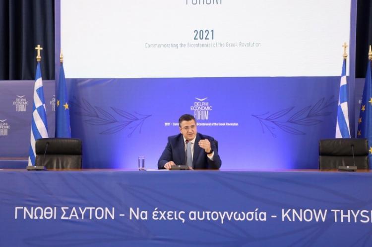 Α. Τζιτζικώστας στο 6ο Οικονομικό Φόρουμ των Δελφών : «Οι Περιφέρειες και οι Δήμοι οι πιο ισχυροί σύμμαχοι για την Ελλάδα της επόμενης μέρας»
