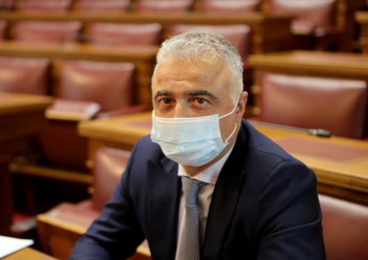 Τη βελτιστοποίηση της ενημέρωσης των πολιτών για την υγειονομικώς ορθή διαχείριση των αποβλήτων των self tests ζητά ο Λ.Τσαβδαρίδης από τον Υπ.Υγείας
