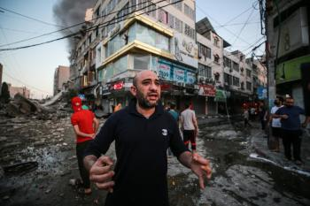 Κάλεσμα του Ε.Κ. Νάουσας σε συγκέντρωση πικετοφορίας ενάντια στο Ιμπεριαλιστικό έγκλημα εναντίον του λαού της Παλαιστίνης