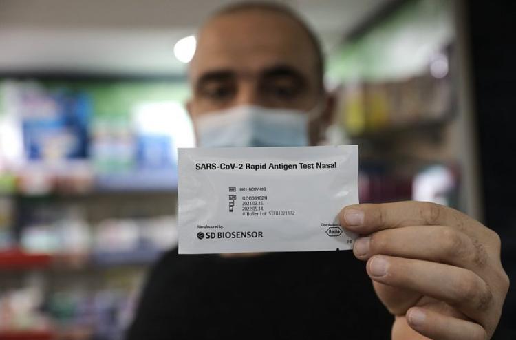Τρία δωρεάν self test από τα φαρμακεία την περίοδο 7-30 Ιουνίου