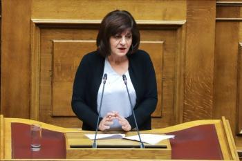 Φρόσω Καρασαρλίδου : «Να αποκατασταθούν άμεσα τα δρομολόγια του ΟΣΕ στη γραμμή Θεσσαλονίκη-Ημαθία-Πέλλα»