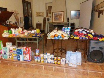 Αποστολή βοήθειας στους κατοίκους της Μάνδρας από την Εύξεινο Λέσχη Επισκοπής