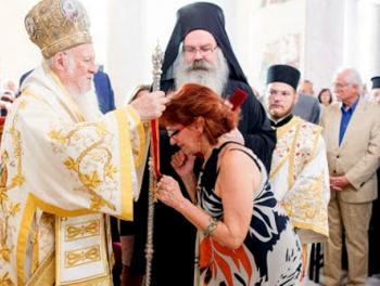 Αγγελική Κοτταρίδη : «Χαρούμενη επέτειος για τη Βέροια»