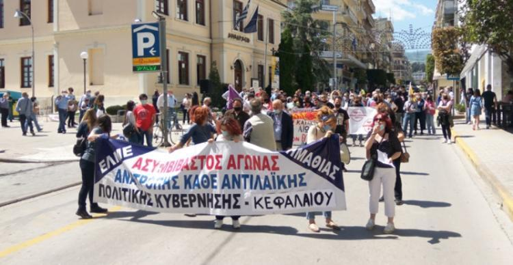 24ωρη απεργία σήμερα σε ιδιωτικό και δημόσιο τομέα ως αντίδραση στο προς ψήφιση εργασιακό νομοσχέδιο