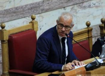 Αξιοποίηση του ποταμού Τριπόταμου της Βέροιας  -Ερώτηση του βουλευτή της Ελληνικής Λύσης Απ. Αβδελά στη Βουλή