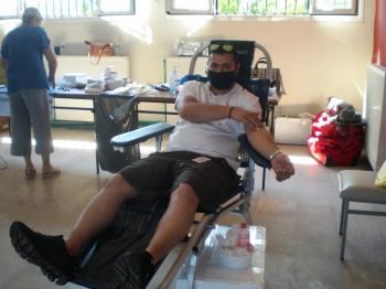 Σύλλογος Εθελοντών Αιμοδοτών Νέας Νικομήδεια «Η ΑΓΑΠΗ» : Με επιτυχία ολοκληρώθηκε η διαδικασία εθελοντικής αιμοδοσίας