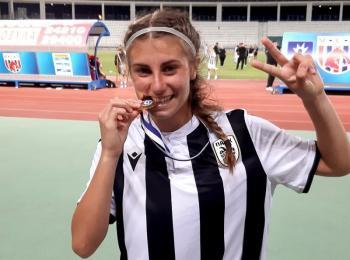 «Ασπρόμαυρο» το πρωτάθλημα για τον ΠΑΟΚ και την Ολίνα!