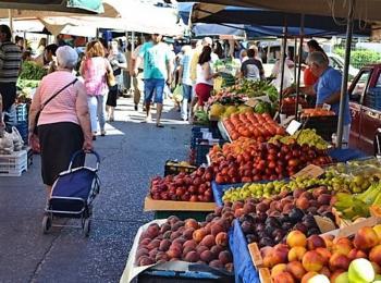 Aνακοίνωση προς τους παραγωγούς και επαγγελματίες που συμμετέχουν στις λαϊκές αγορές του Δήμου Αλεξάνδρειας