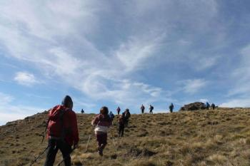 ΕΟΣ Νάουσας : Ανάβαση στο Άγιο Πνεύμα
