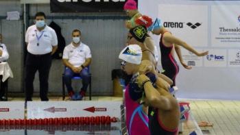 Διακρίσεις του Νηρέα Βέροιας στο Πανελλήνιο Πρωτάθλημα κολύμβησης Ανδρών – Γυναικών 2021
