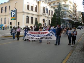 24ωρη πανελλαδική απεργία χθες ως αντίδραση στο νομοσχέδιο Χατζηδάκη