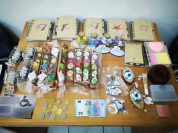 Σύλληψη δύο ημεδαπών γυναικών για διενέργεια παράνομου εράνου