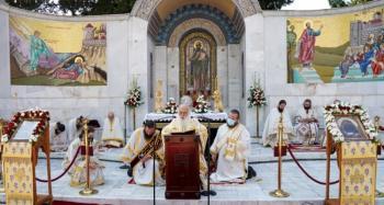 Kυριακή της Πεντηκοστής στο Βήμα του Αποστόλου Παύλου Βεροίας