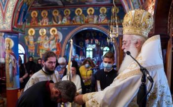 Η εορτή του Αγίου Πνεύματος στο Πανόραμα Βεροίας και στην αδελφότητα «ΠΕΛΕΚΑΝ»