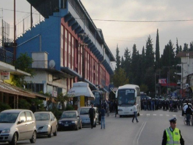 Περιοριστικά μέτρα κυκλοφορίας στη Βέροια το Σάββατο, λόγω του αγώνα με τη Σπάρτη