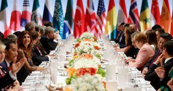 Εκδόθηκε το τελικό ανακοινωθέν της Συνόδου των χωρών της ομάδας G20 στο Αμβούργο
