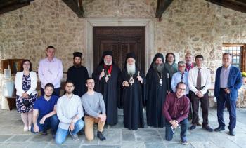 Διεθνές Ερευνητικό Συνέδριο για τη Φιλοσοφία και τη Θεολογία του Αγίου Γρηγορίου του Παλαμά στην Ιερά Μονή Θεοτόκου Καλλίπετρας στη Βέροια