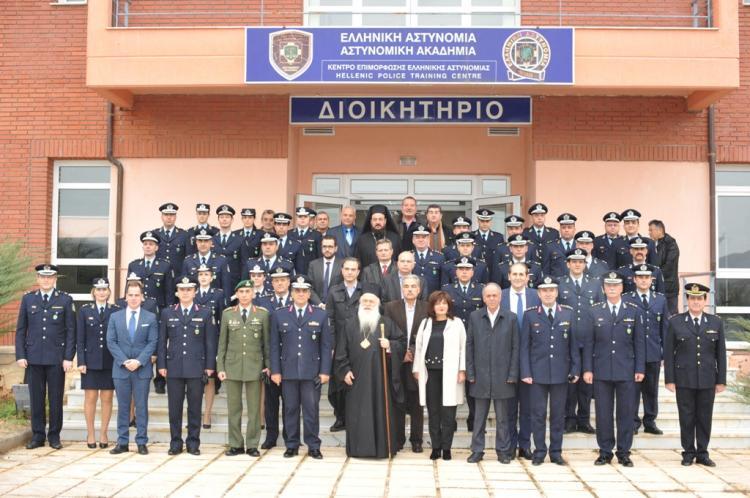 Σχολή Αστυνομίας: Λήξη Τ.Ε.Μ.Ε.Σ. 2017-2018 και τελετή απονομής πτυχίων σε 27 αποφοιτούντες Αξιωματικούς