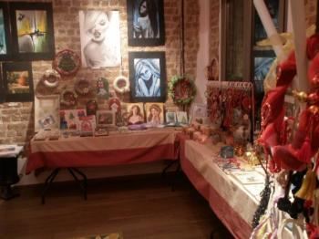 Μέχρι την Παρασκευή το Χριστουγεννιάτικο bazaar του ΣΟΦΨΥ Ημαθίας