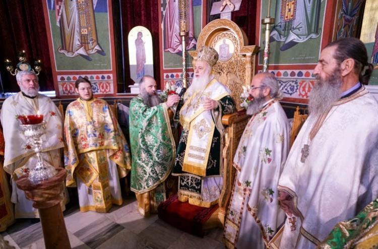 Η εορτή του Οσίου Πορφυρίου του Καυσοκαλυβίτου στην Αλεξάνδρεια