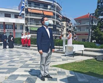 Mήνυμα Δημάρχου Νάουσας Νικόλα Καρανικόλα για τη θλιβερή επέτειο της τουρκικής εισβολής στην Κύπρο