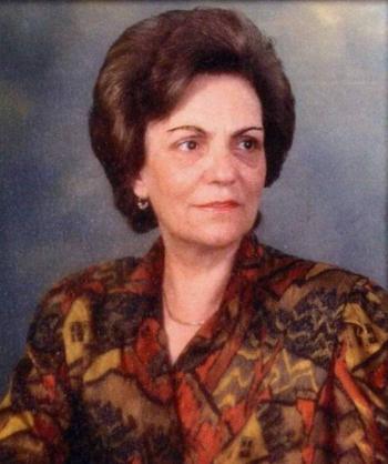 Σε ηλικία 89 ετών έφυγε από τη ζωή η ΘΕΟΦΟΡΙΑ ΒΑΣΟΓΛΟΥ-ΚΙΝΙΚΛΗ